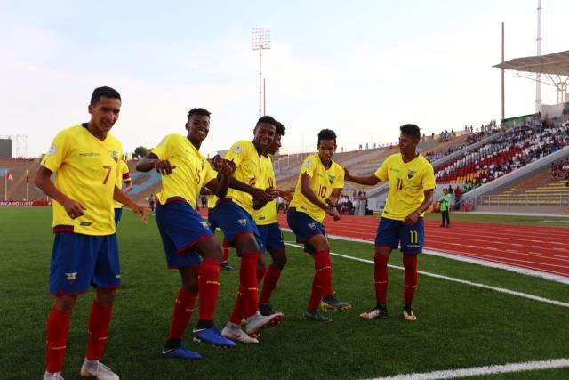 Ecuador Sub 17 2