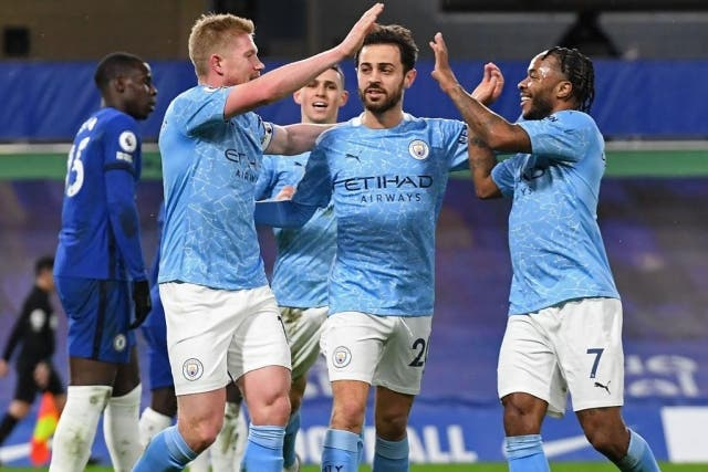 Manchester City 4