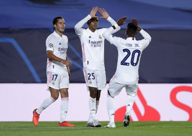 Real Madrid 6