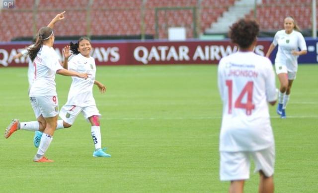 Deportivo Cuenca Femenino 11