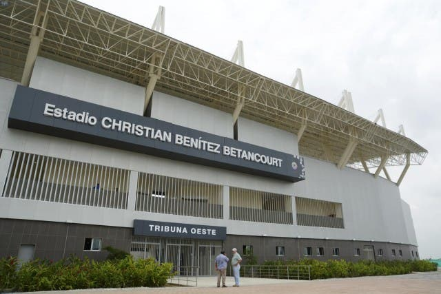 Estadio Christian Benitez