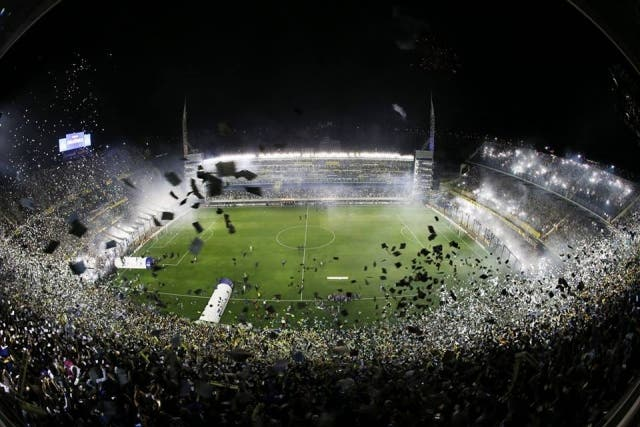 Estadio La Bombonera 2