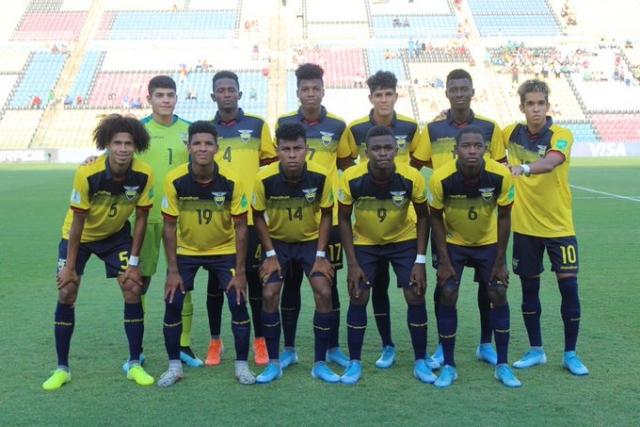 Ecuador Sub 17 5