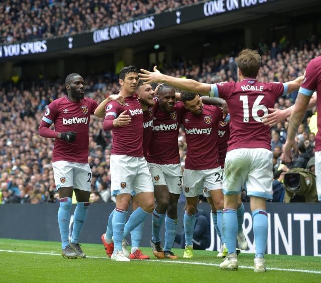 West Ham 7