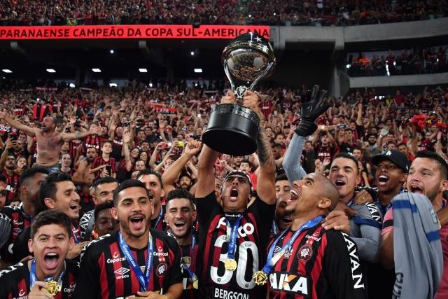 Atletico Paranaense 2