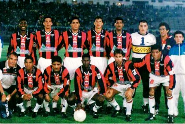 Deportivo Quito 1998