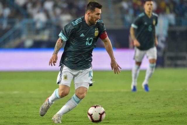 Lionel Messi Sel 3