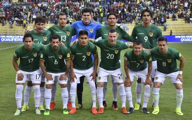 Seleccion Bolivia 2