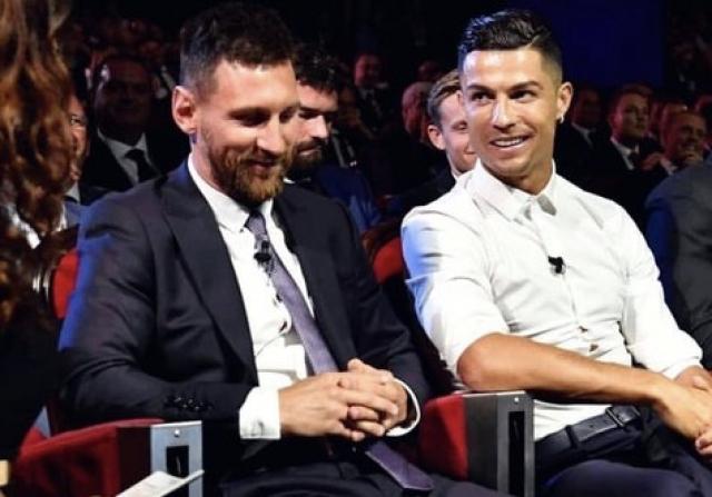 Cristiano y Messi 7