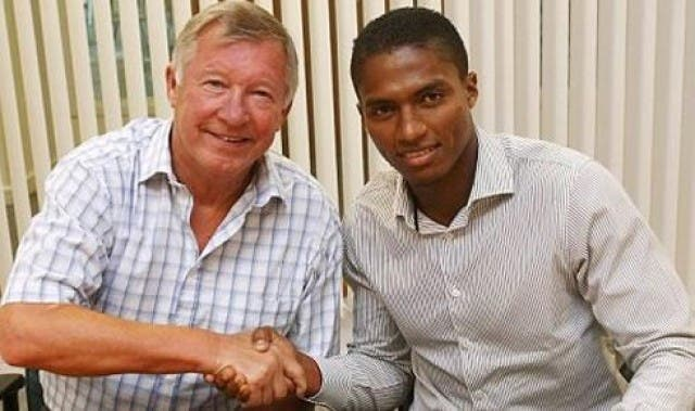 Antonio Valencia y Ferguson