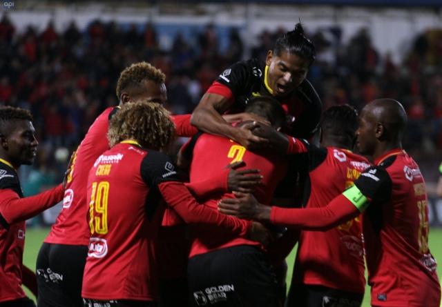 Deportivo Cuenca 15