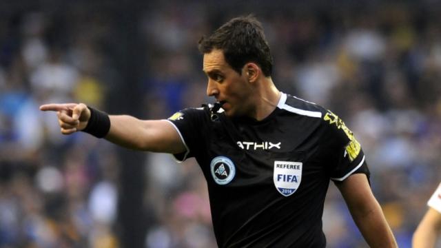 arbitro Fernando Rapallini