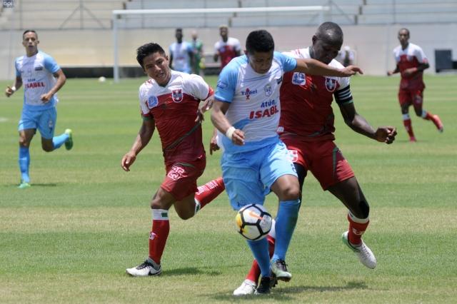 Manta FC vs LDUL