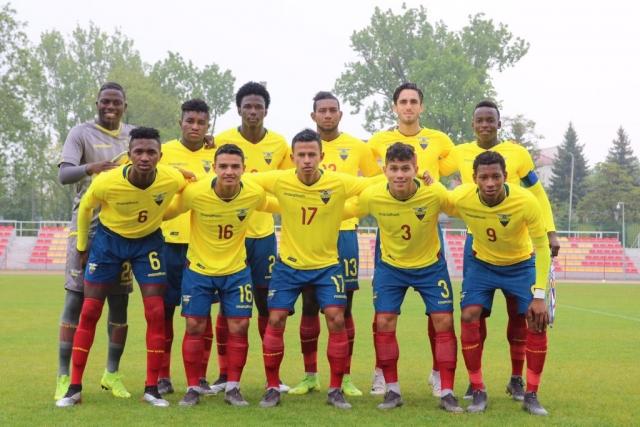 Ecuador Sub 20 12