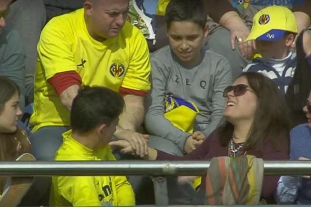 Lionel Messi fan lesionada