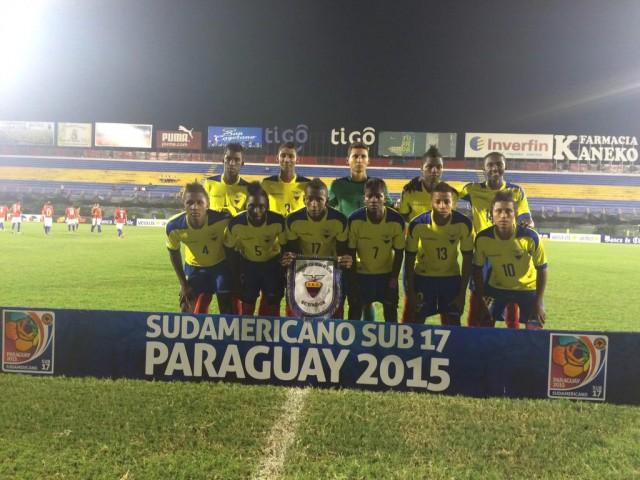 Ecuador Sub17 9