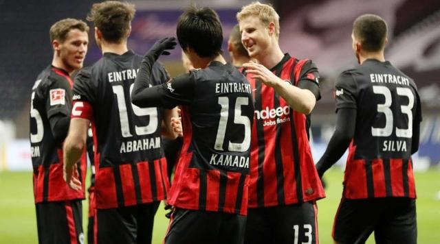 Eintracht Frankfurt 3