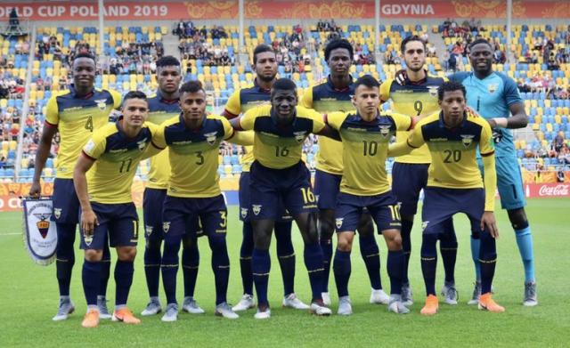 Ecuador Sub 20 17