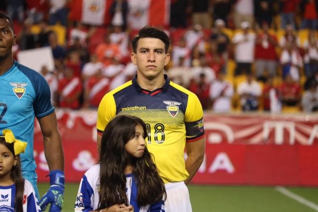 Fernando Gaibor Sel 2