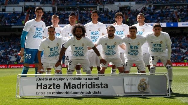 Real Madrid 6