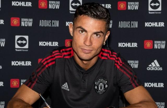 Cristiano Ronaldo 12