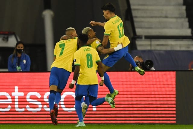 Seleccion Brasil 5