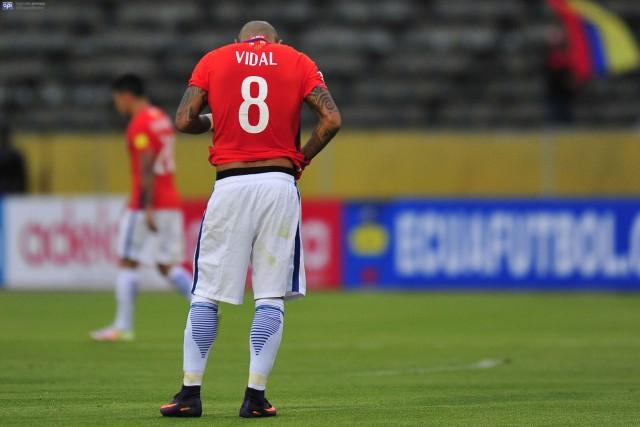 Arturo Vidal 3