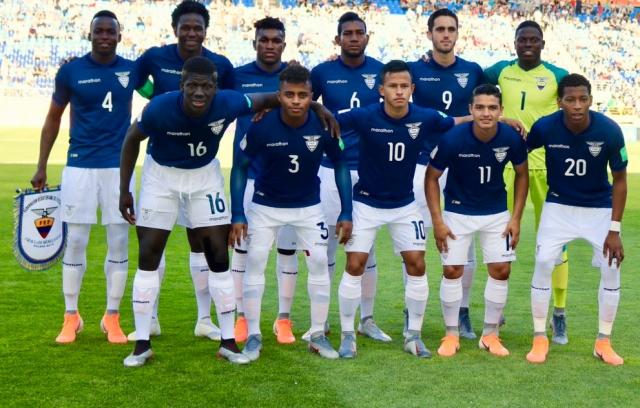 Ecuador Sub 20 15