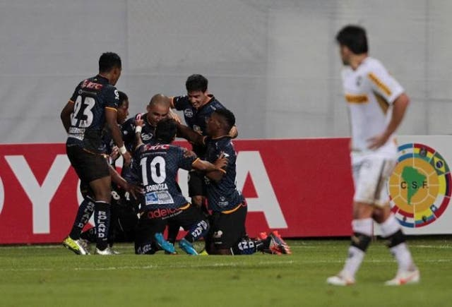 Independiente del Valle 2014