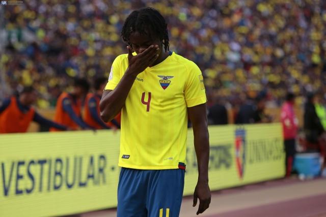 Juan Carlos Paredes sel 2