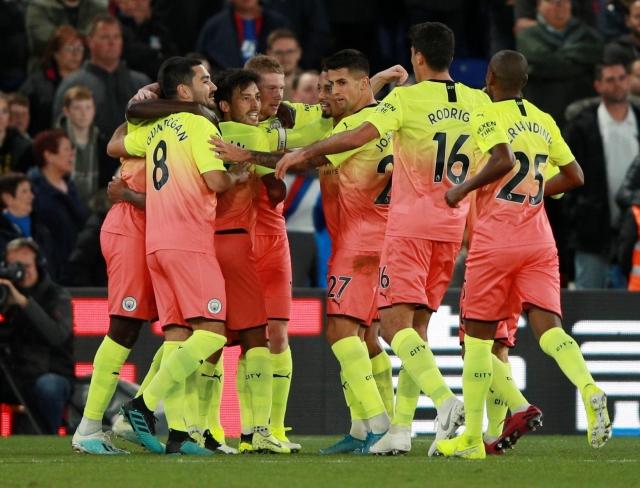 Manchester City 7