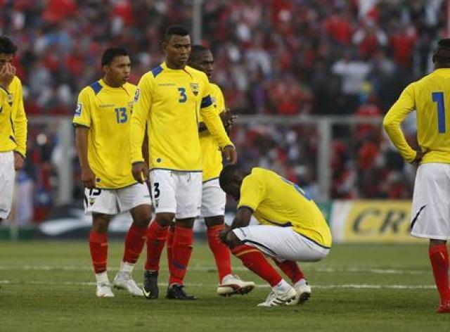 Ecuador 2007