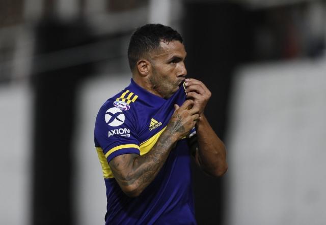 Carlos Tevez 2