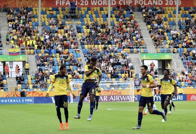 Ecuador Sub 20 16