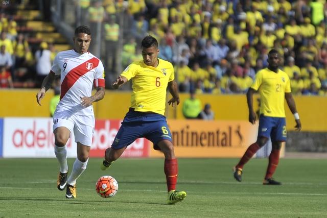 Cristian Noboa sel 6