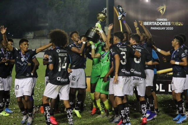 Independiente del Valle Sub 20 6