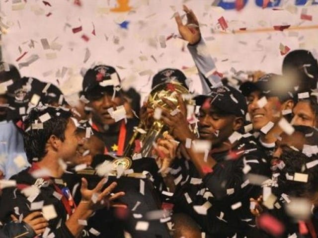 Liga campeon Recopa5