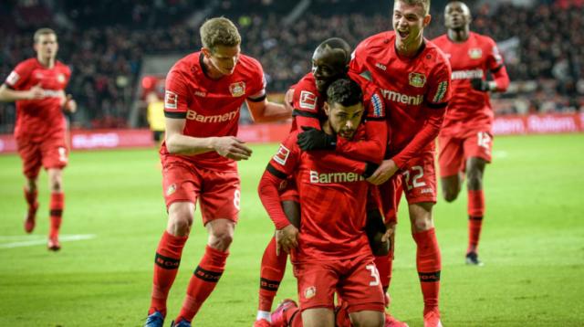 Bayern Leverkusen 3