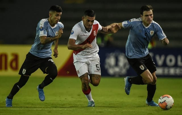 Seleccion Uruguay