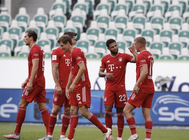 Bayern Munich 11