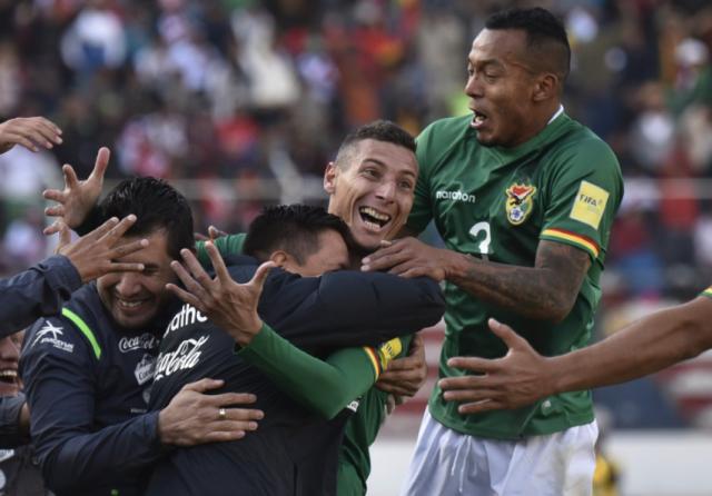 Seleccion Bolivia 3