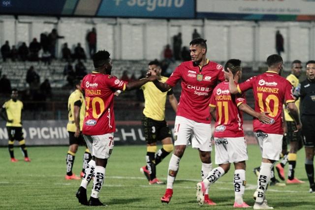 Deportivo Cuenca 20