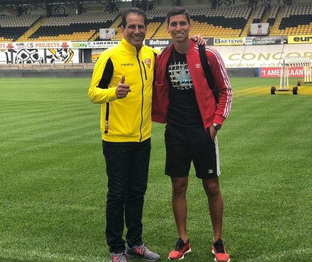 Jose Cevallos 22