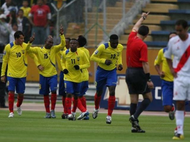 Ecuador 2007 2