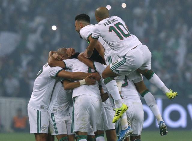 Seleccion Argelia