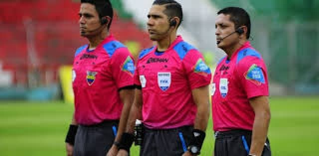 arbitro Guillermo Romero