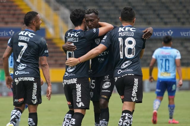 Independiente del Valle 10