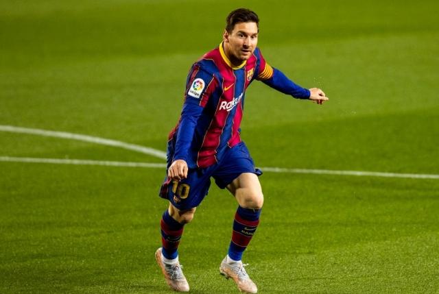 Lionel Messi 15