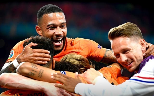 Seleccion Holanda 4