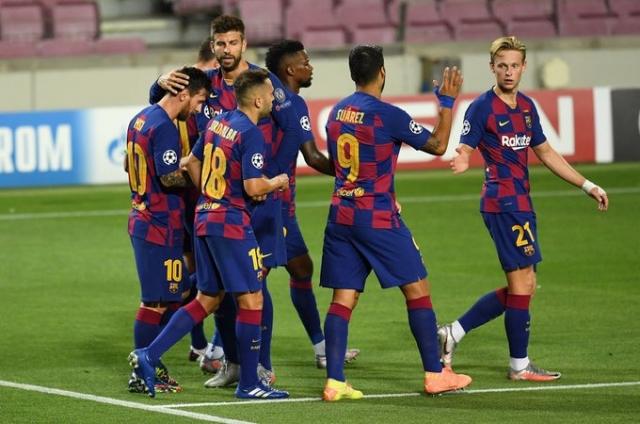 FC Barcelona 4